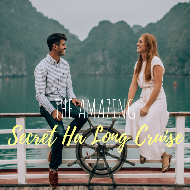 The Amazing Secret Ha Long Cruise