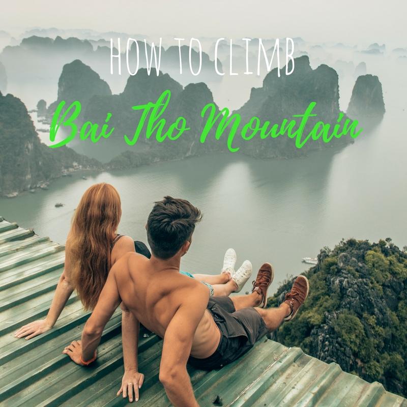 How to climb Bai Tho Mountain