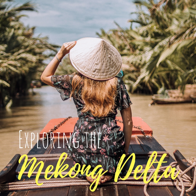 Exploring the Mekong Delta with Buffalo Tours